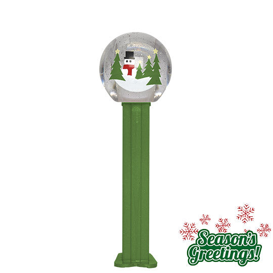 Snow Globe (Green Stem)