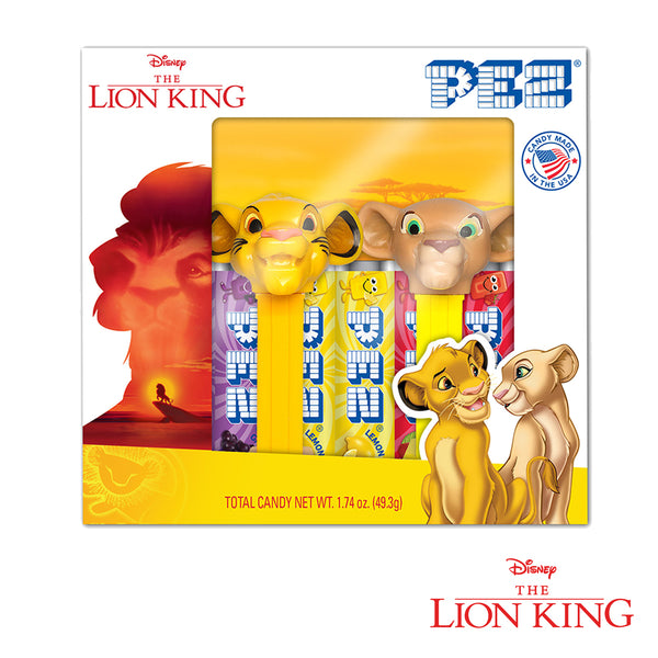 The Lion King Gift Set (Simba & Nala)