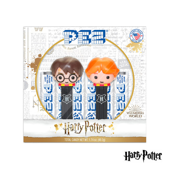 Harry Potter PEZ Gift Set (Harry & Ron)