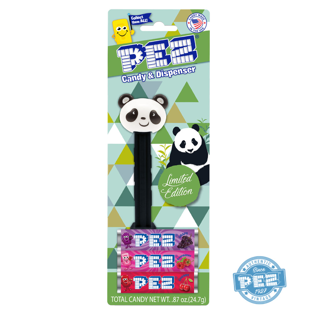 Limited Edition PEZ Panda