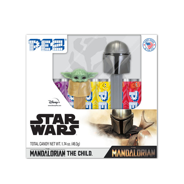 The Mandalorian™ PEZ Gift Set