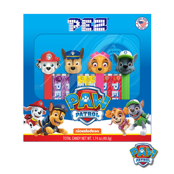 PAW Patrol PEZ Gift Set (4 pc)