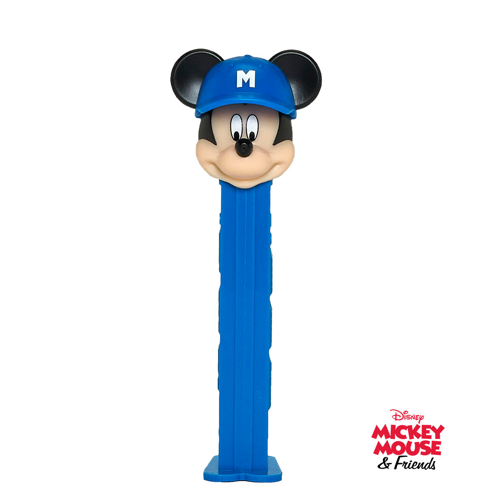 Mickey Mouse (with Baseball Hat)
