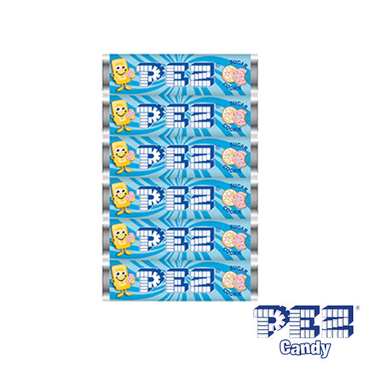 Sugar Cookie PEZ - 6 Pack