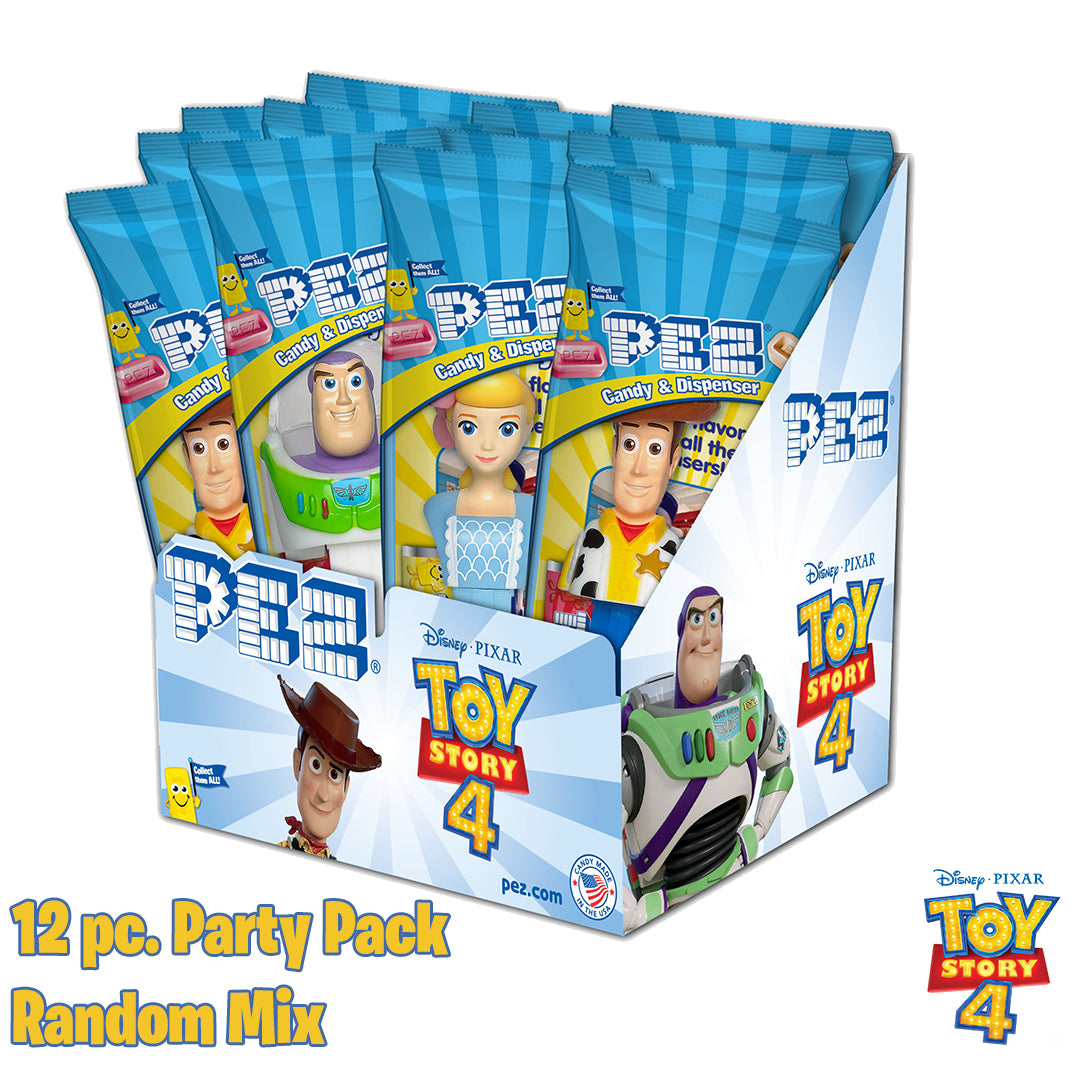 Toy Story PEZ - 12 ct. Party Pack