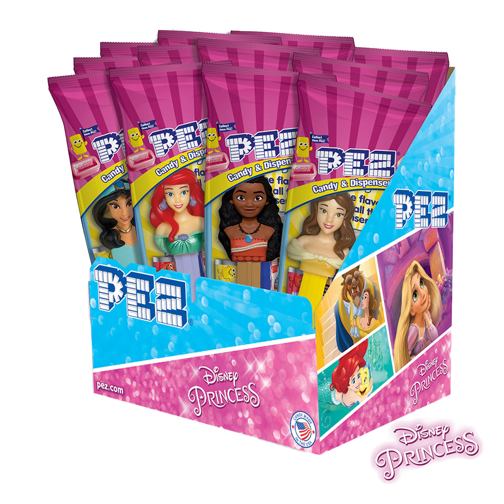 Disney Princess PEZ - 12 count Party Pack