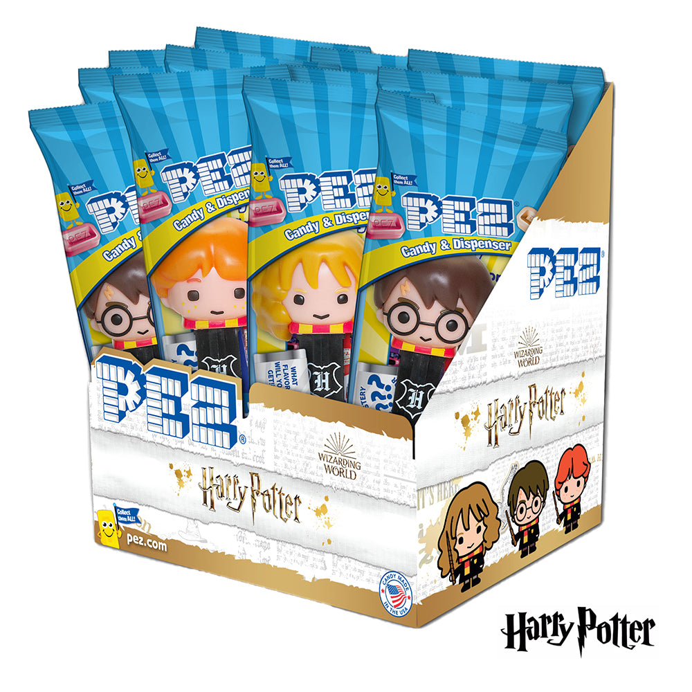 Harry Potter PEZ - 12 count Party Pack