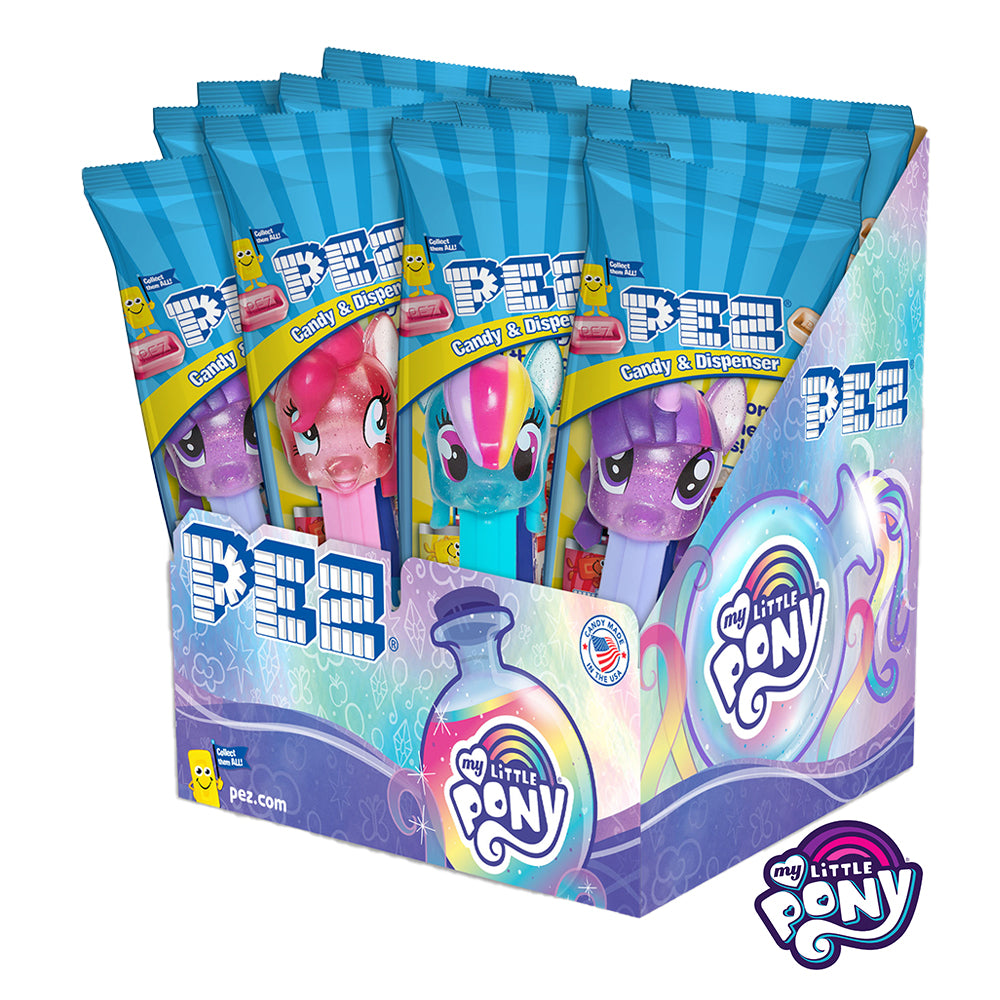 My Little Pony PEZ - 12 count Party Pack
