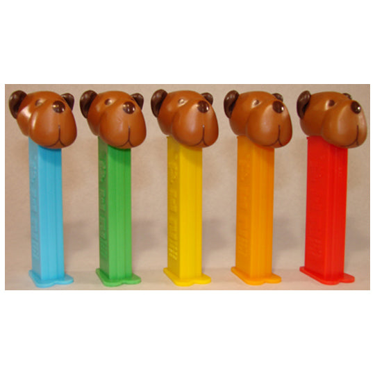 Barky Brown PEZ Dispenser