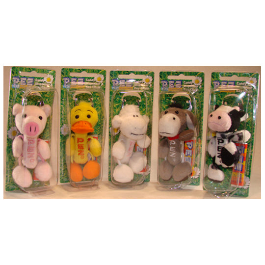 Barn Yard Babies Plush PEZ Dispenser