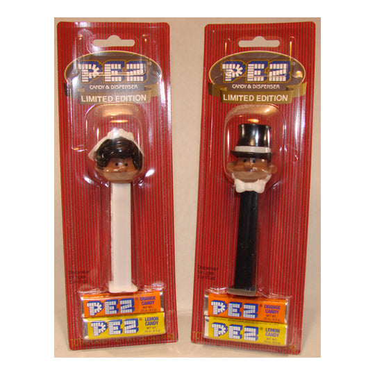 Bride and Groom PEZ Dispenser