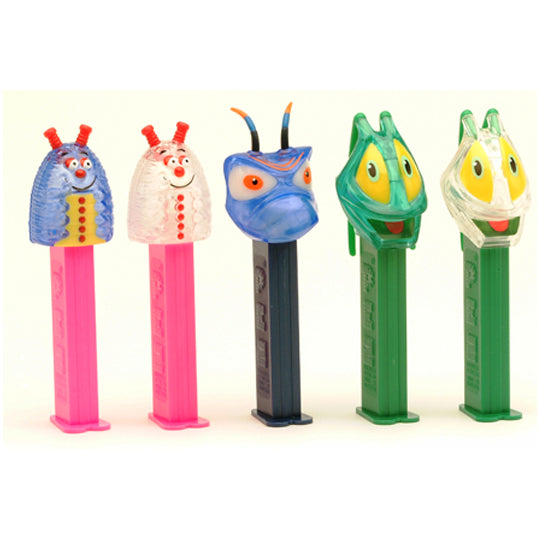 Bugz PEZ Dispenser