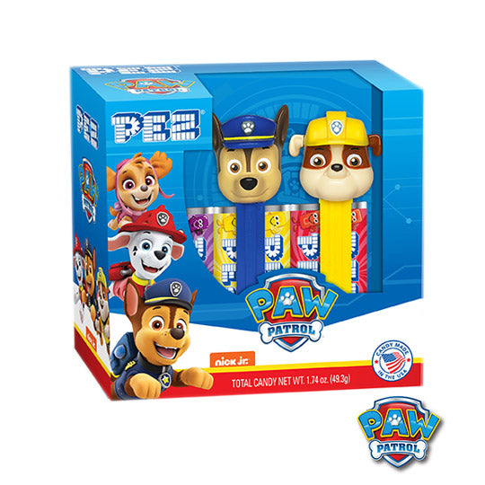 PAW Patrol Chase & Rubble Twin Pack