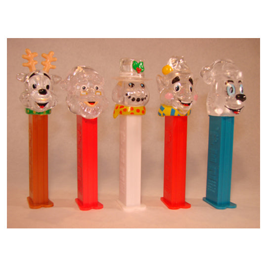 Christmas Crystals PEZ Dispenser