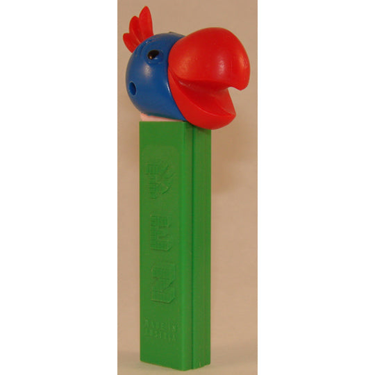 Cockatoo PEZ Dispenser