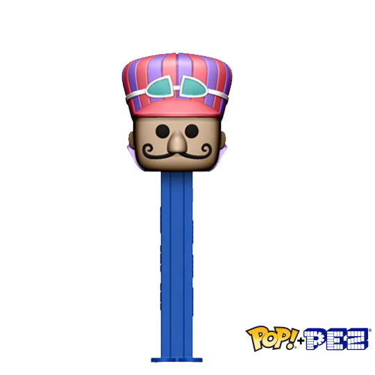 Hanna-Barbera - Dick Dastardly - Funko POP+PEZ