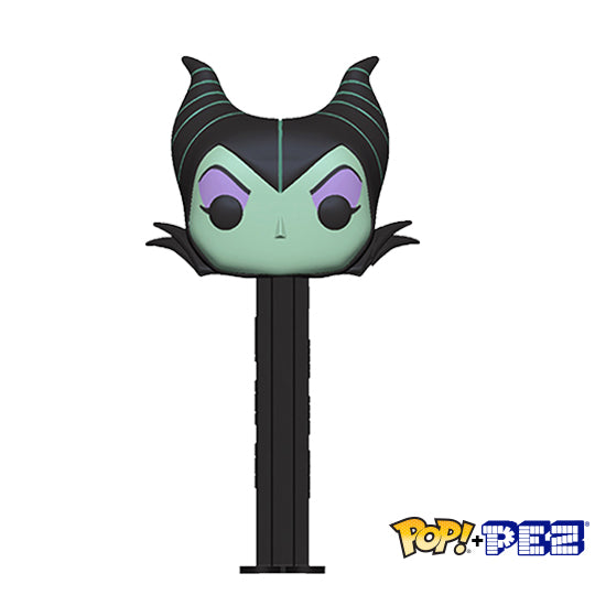 Disney Villains - Maleficent - Funko POP+PEZ