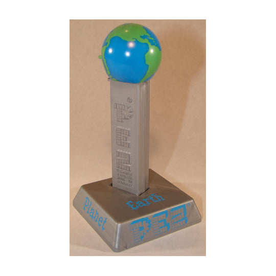 Planet Earth PEZ Dispenser