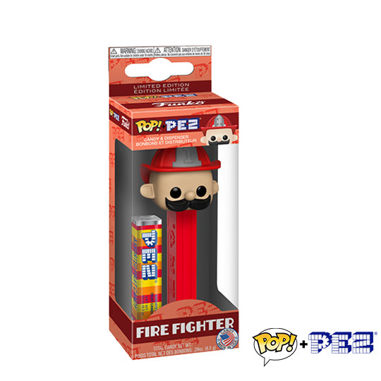 Pop + PEZ | Firefighter