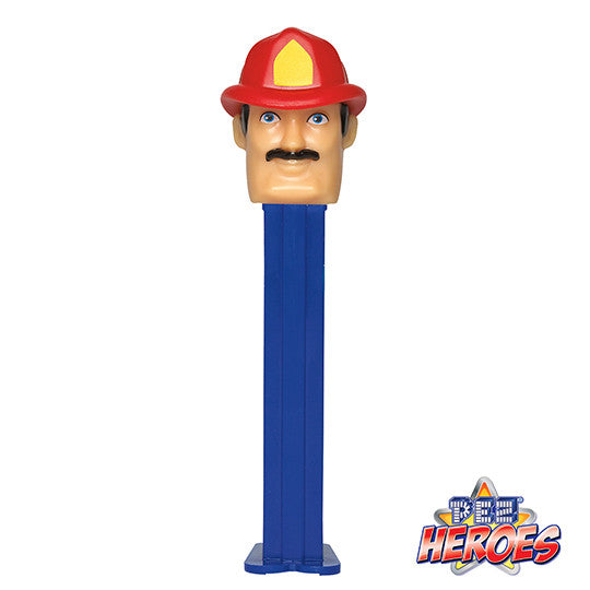 Fireman PEZ Dispenser