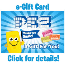 PEZ Gift Cards