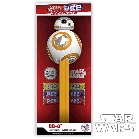 Giant BB-8 PEZ