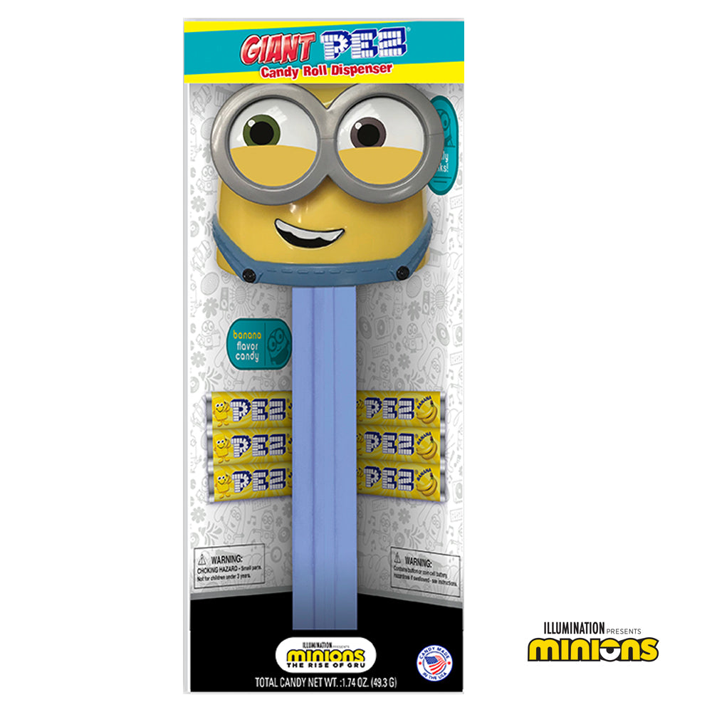 Giant Bob Talking PEZ Dispenser