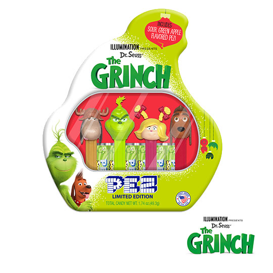 The Grinch Gift Tin