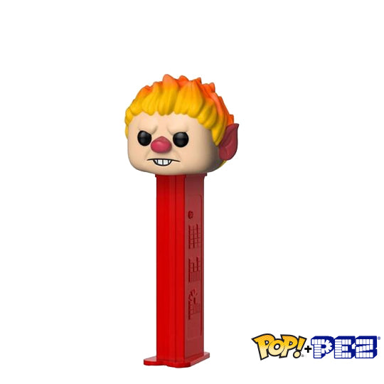 The Year Without Santa Claus - Heat Miser - Funko POP+PEZ