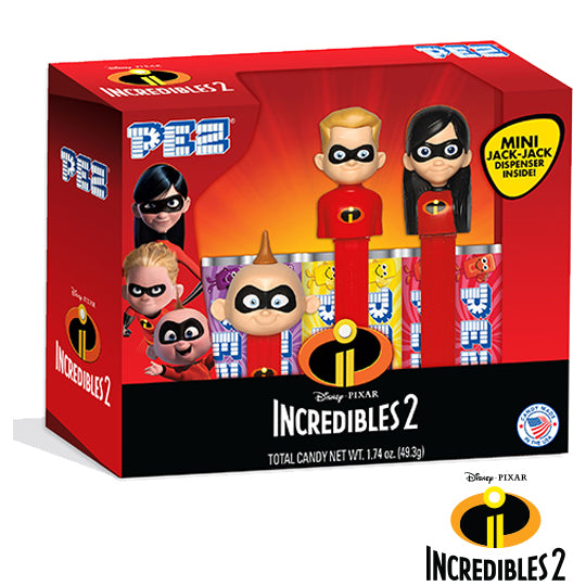 Incredibles 2 Gift Set
