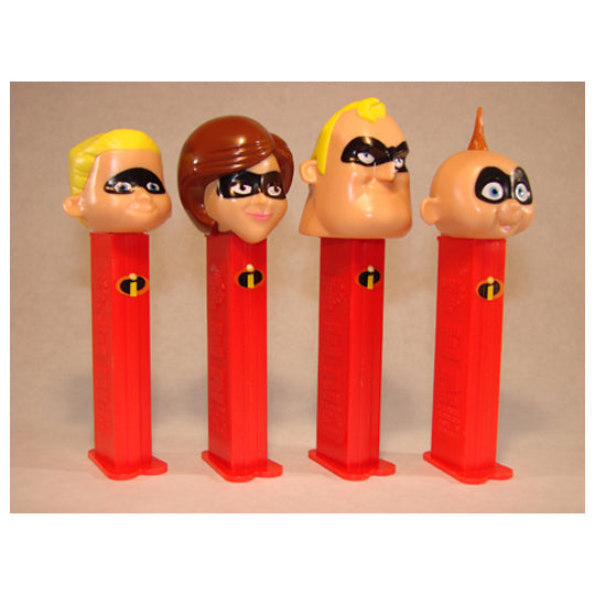 Incredibles US PEZ Dispenser
