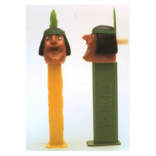 Indian Whistle PEZ Dispenser