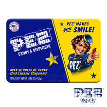 PEZ Candy Gift Tin