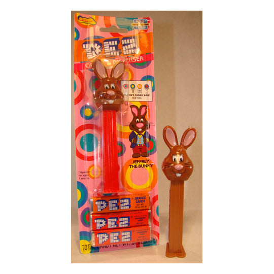 Jeffrey the Bunny PEZ Dispenser