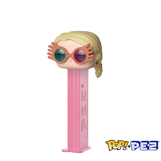Harry Potter - Luna Lovegood - Funko POP+PEZ