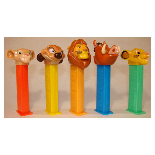 Lion King PEZ Dispenser