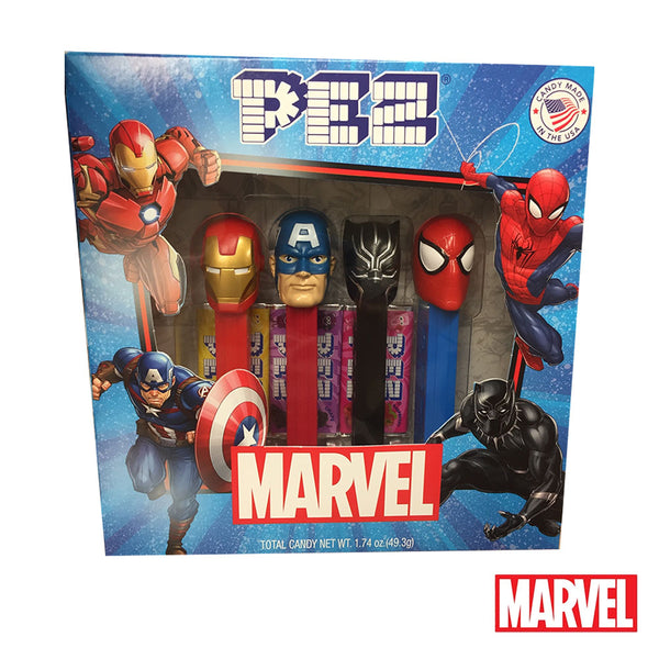 Marvel PEZ Gift Set (4 pc)