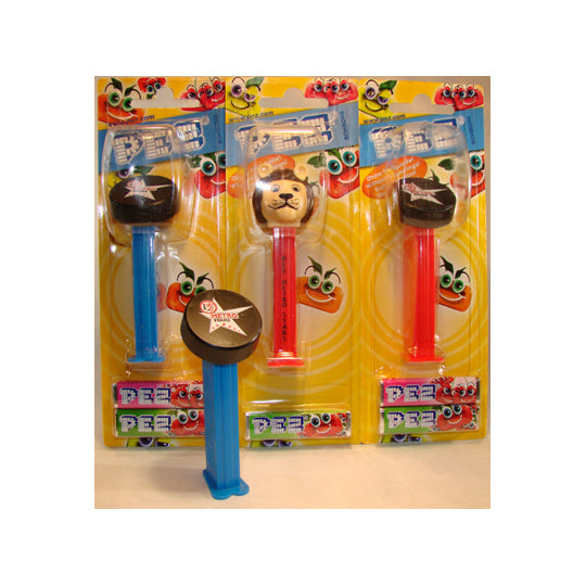 Metro Stars Hockey PEZ Dispenser