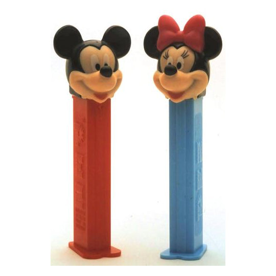 Mickey and Minnie Mouse PEZ Dispenser