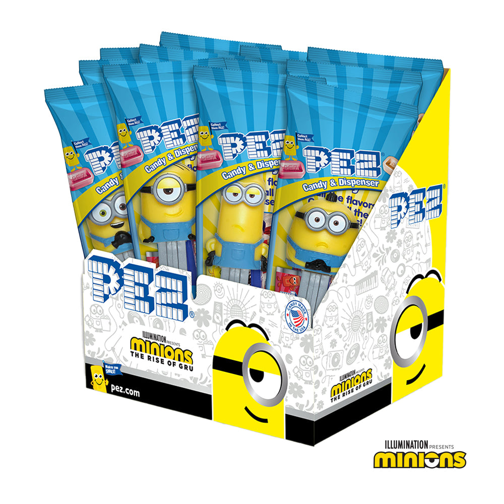 Minions PEZ - 12 count Party Pack