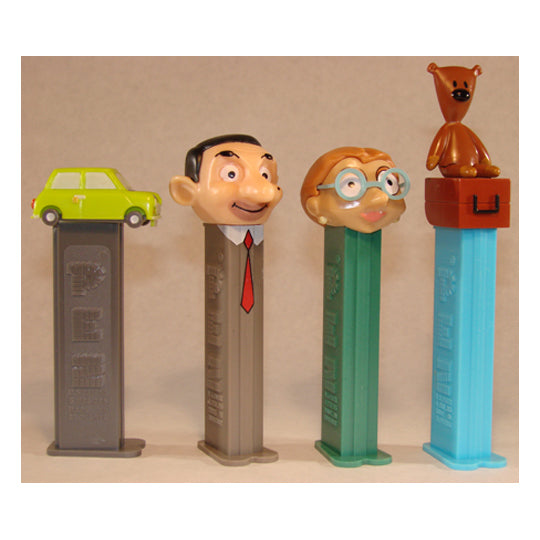 Mr. Bean PEZ Dispenser