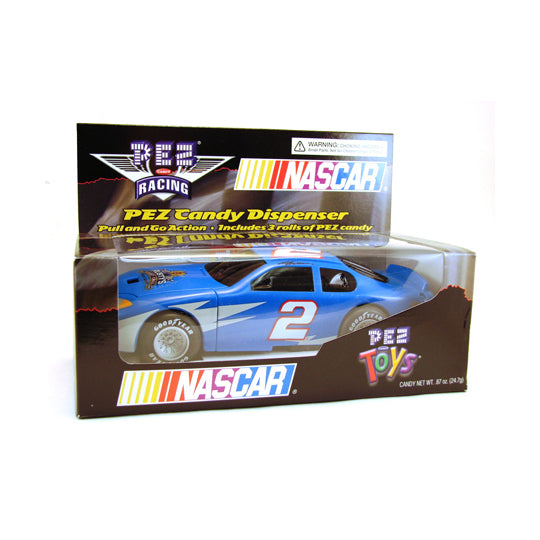 Nascar Pull & Go #2 PEZ Dispenser