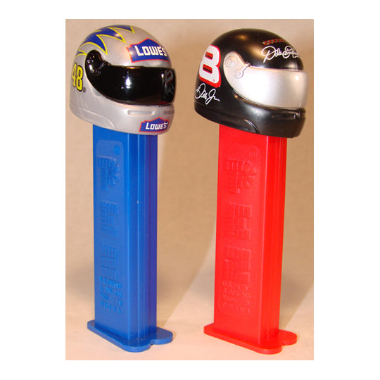 NASCAR Helmets PEZ Dispenser
