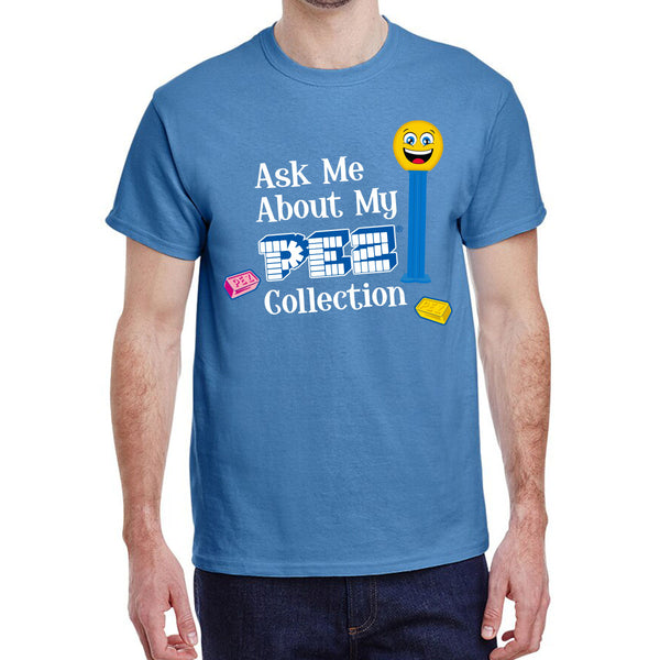 Ask Me About My PEZ Collection T-Shirt