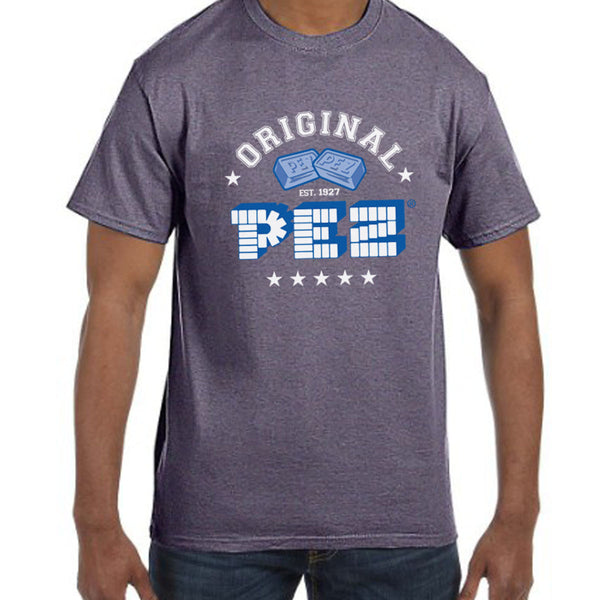 PEZ Original Since 1927 Adult T-Shirt