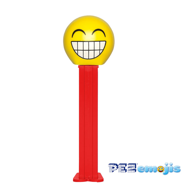 Cheesin PEZemoji (Red Stem)