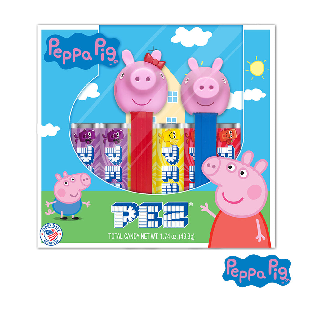 Peppa Pig Gift Set (Peppa & George)