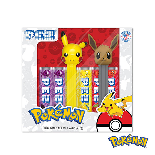 Pokemon PEZ Gift Set