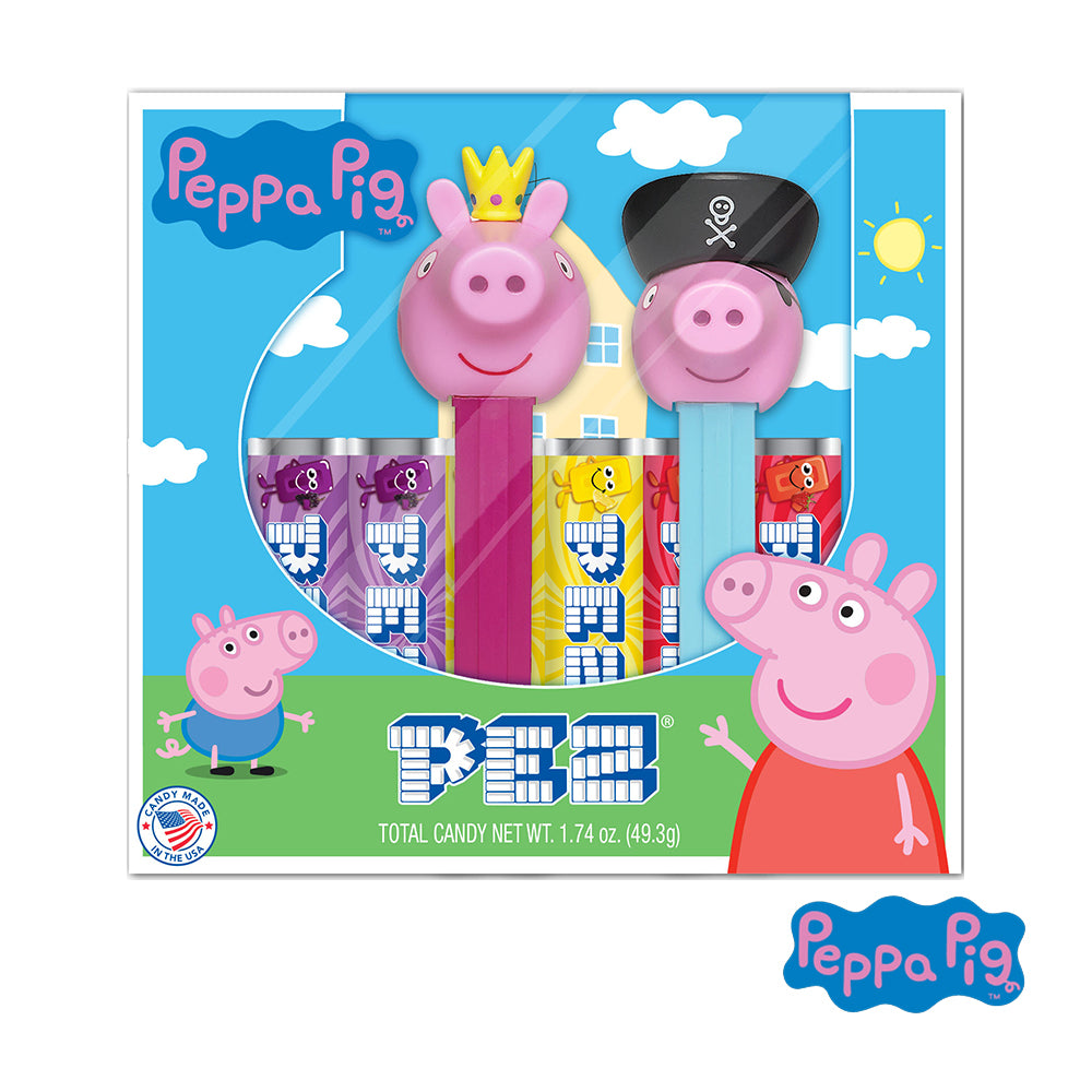 Peppa Pig Gift Set (Princess Peppa & Pirate George)