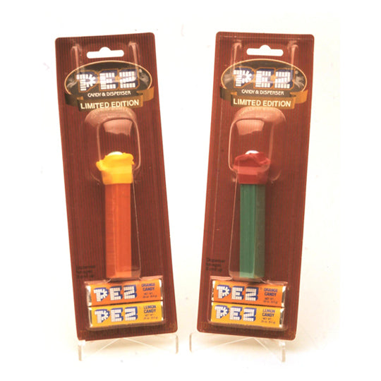 Psychedelic Flowers PEZ Dispenser
